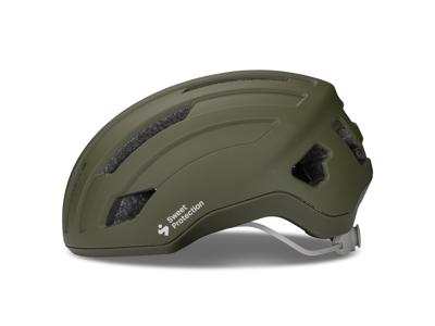 Sweet Protection Outrider - Cykelhjelm - Matgrøn