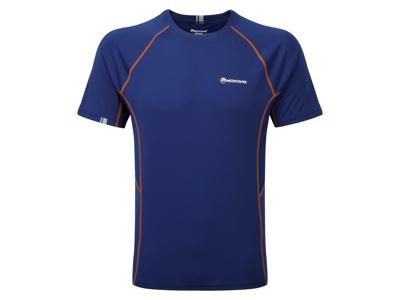 Montane Sonic T-Shirt - T-Shirt Mand - Navy