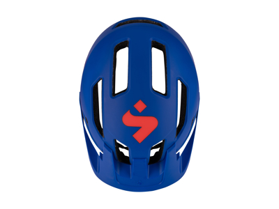 Sweet Protection Dissenter JR - Junior MTB hjelm - Matblå