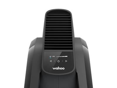 Wahoo Kickr Headwind - Bluetooth ventilator - Sort