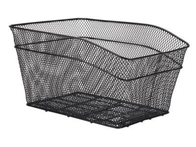 Atredo - Kurv - Large - Til bagagebærer - 42x32,5x25 cm - Sort