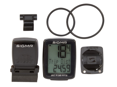 Sigma Sport - BC 7.16 ATS - Trådløs Cykelcomputer