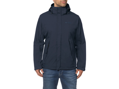 Vaude Mens Escape Light Jacket - Vandtæt herrejakke - Navy