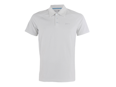 2117 Of Sweden Frösåker Pique - Poloshirt - Herre - Lys grå