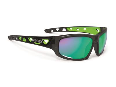 Rudy Project - Airgrip - Cykel- och Fritidsglasögon - Svart/Grön