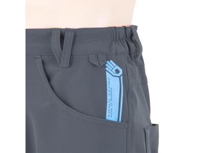 Sensor Charger Shorts - Cykelshorts m. pude - Grå