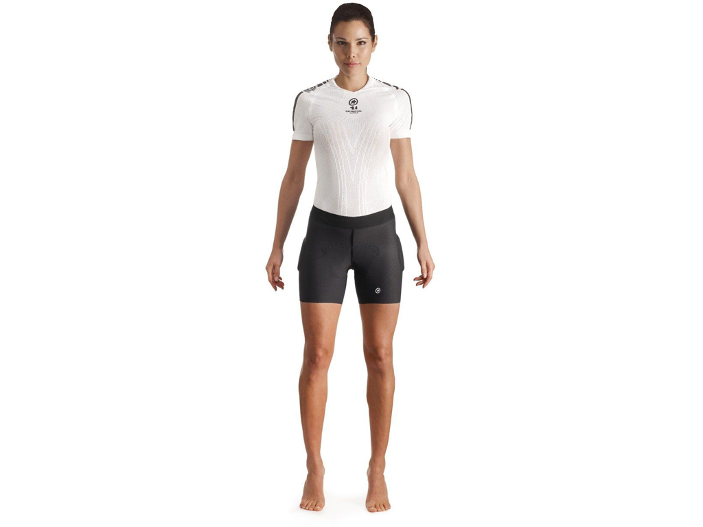 Image of   Assos H RallyInnerShorts S7 - Dame Indershorts med pude - Sort - Str. S