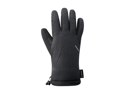 Shimano Gore-Tex - Handske vinter - Sort