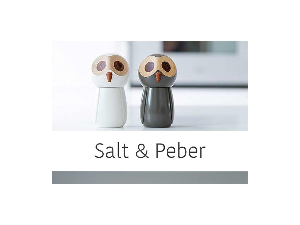 Salt & Peber