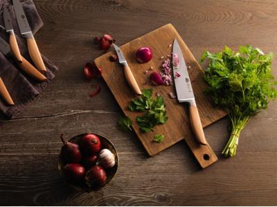 Urtekniv og kokkekniv