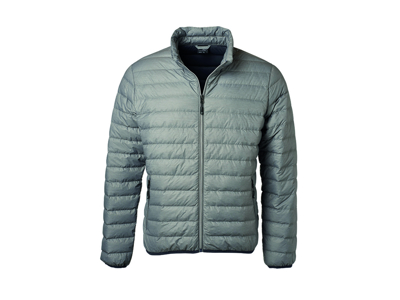 Herrejakke Men´s Down Jacket Silver-melange/Graphite