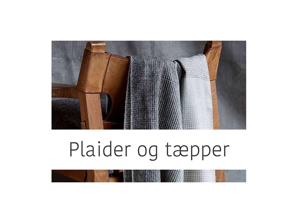 Plaider og tæpper