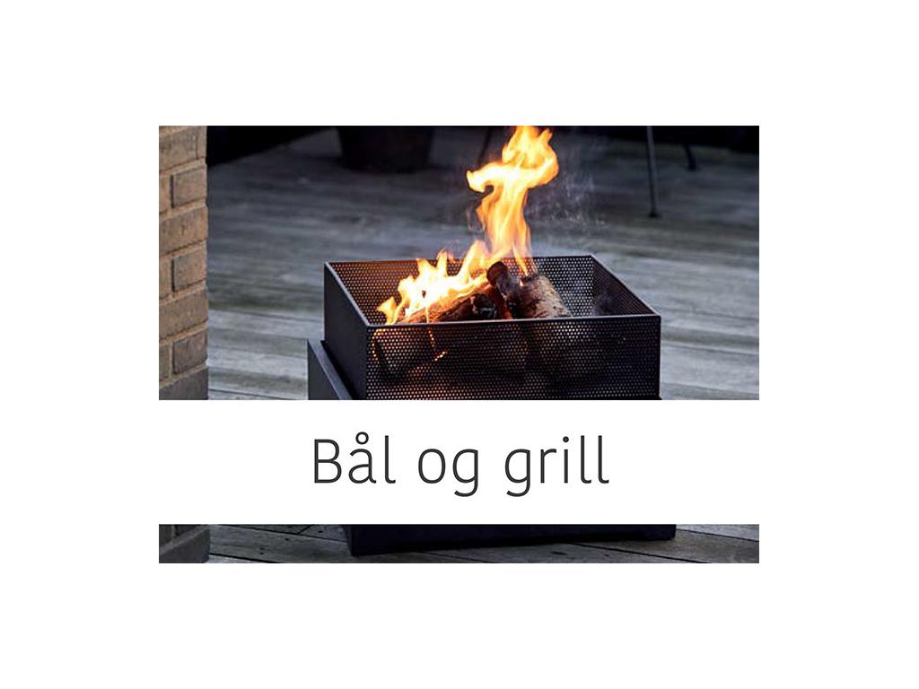 Bål og grill