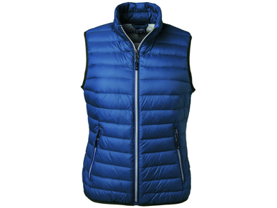 Damevest Ladies´ Down Jacket Navy/Silver