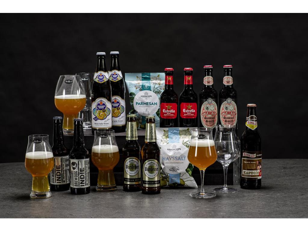 Årets gave med øl 560
