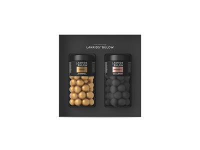 REGULAR+REGULAR BLACK BOX (GOLD/BLACK SNOWBALL)