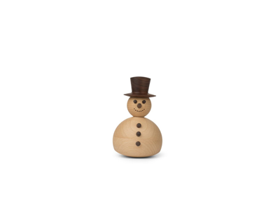 Snowman Bøg/valnød