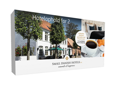 Hotelophold for 2