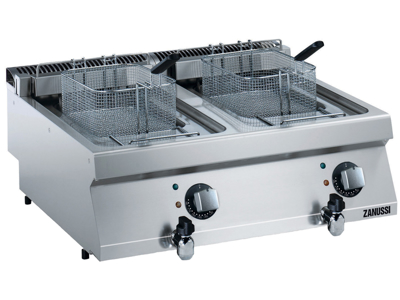 Friture 2x12 ltr el 800 mm 700