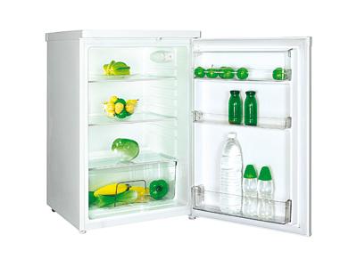 Køleskab 166 ltr 1 låge hvid energi A