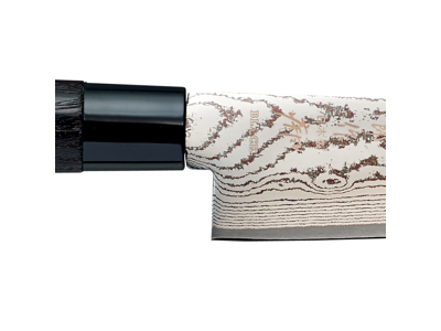 Cuchillo de cocina Tijiro Shippu 21 cm