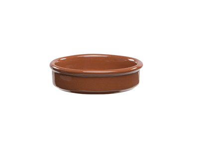 Torrent ovnfast skål rund Ø12 cm terrac