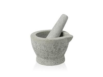 Morter Granit Ø14,5 cm Funktion