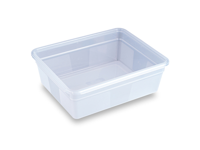 Plastic Gastronorm Container 1/2 GN