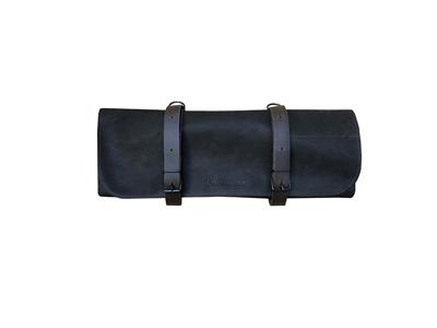 Rullemappe læder 5 lommer Endeavour