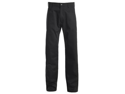 Kockbyxa svart, jeansutseende, strl. 84