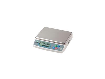 Vægt 0-10 kg, min 20 G, 1 G, IP53 sikret