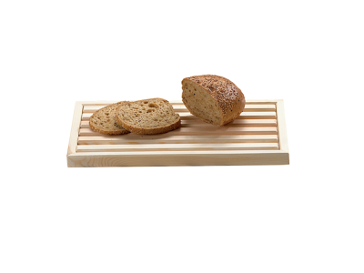 Brödskärbräda med rist