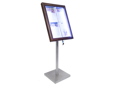 Informationsdisplay 4XA4 LED