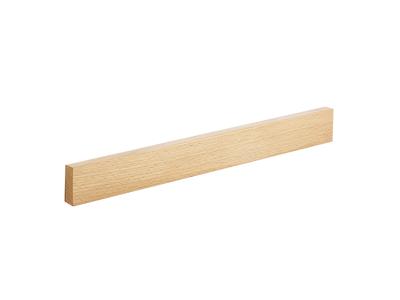 Knivmagnet træ - Bøg 395 mm