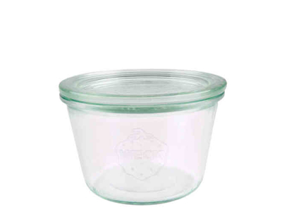 Weck pickling jar