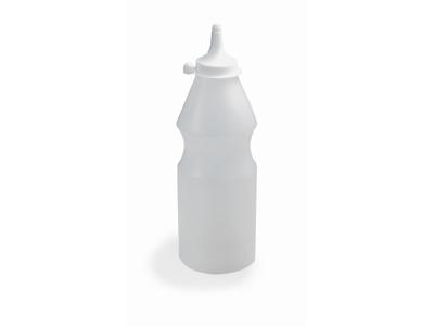 Sennepsflaske, 1 ltr. uden låg