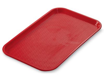 Bakke 41,5 x 31 cm Rød