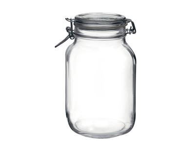 Henkogningsglas 2 liter h21,6 cm