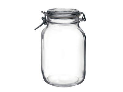 Fido preserving jar 2 ltr