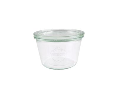 Weck Sylteglas - Clips og gummiring med følger ikke