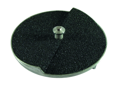 Slibplade (sandpapir) til Dito-Electrolu