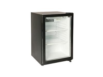 Køleskab 98 ltr 1 glaslåge 0/+10