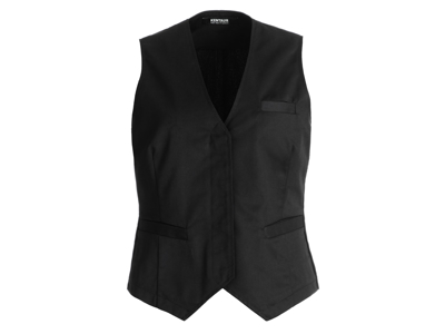 Vest dame sort str XL