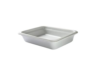 Dish 1/1 GN 6,5 cm deep porcelaine
