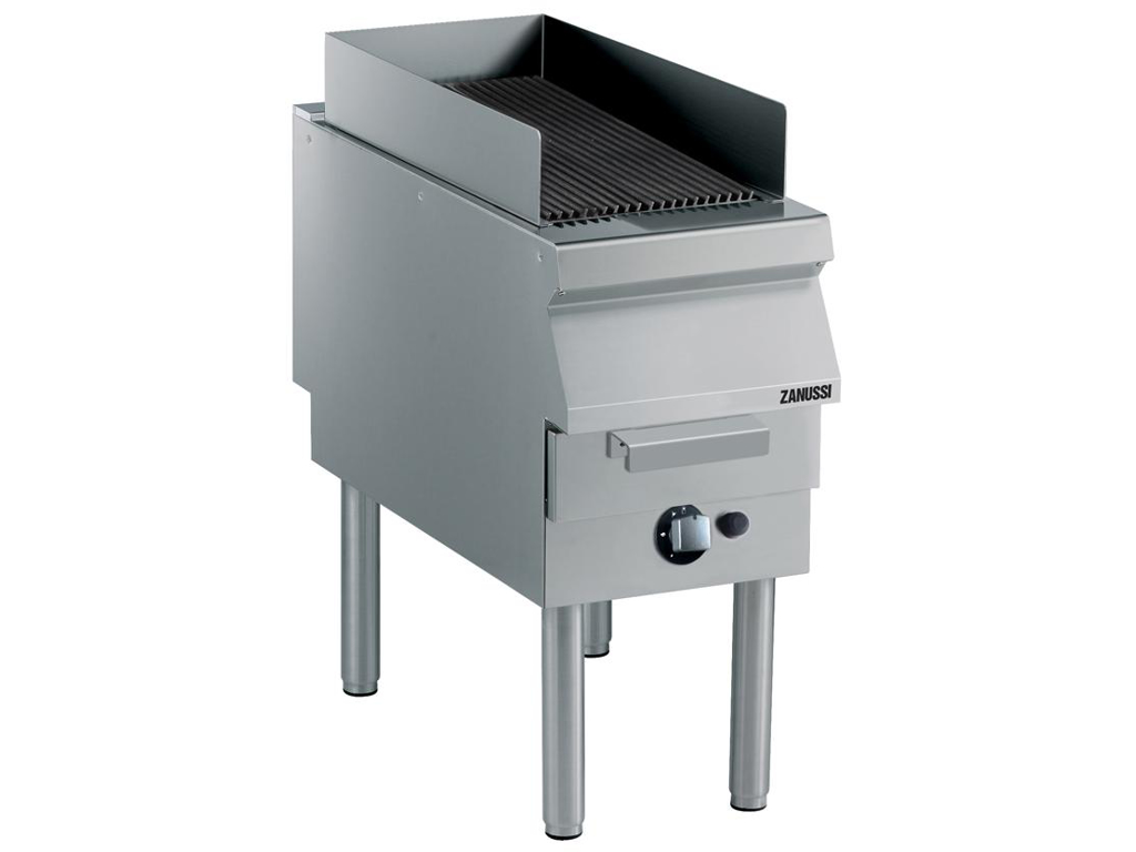Grill turbo 400 mm bygas 900