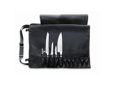Knivsæt Dick 5 dele incl. rullemappe