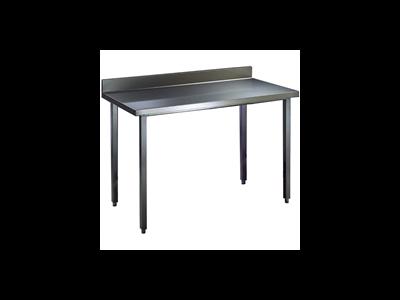 Hörnbord med bakkant på 2 sidor