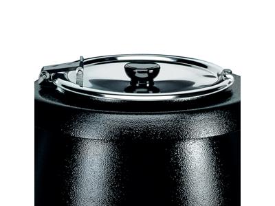 Suppekedel 10 ltr. elektronisk m.termost