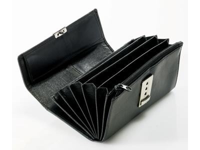 Waiter's wallet