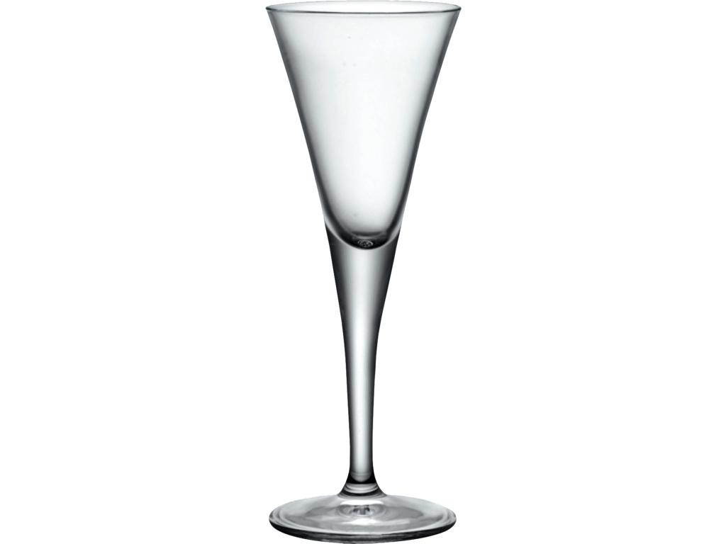 Snapseglas 5 cl H14,5xØ5,6 12 stk